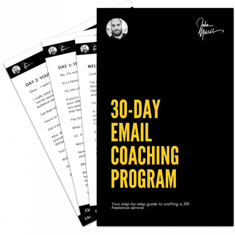 30-Day Email Coaching Program