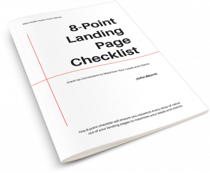 8-Point Landing Page Checklist