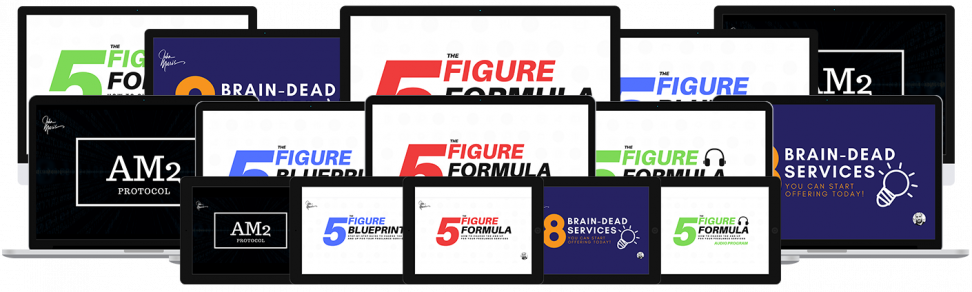 5-Figure Formula Bundle